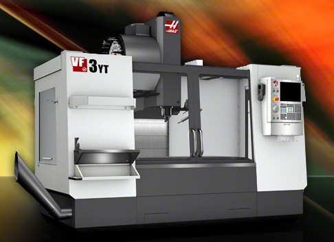 HAAS VF-3YT CNC Vertical Mill
